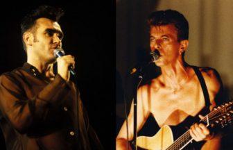 MorrisseyとDAVID BOWIE