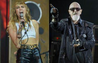 Rob Halford、Miley Cyrus