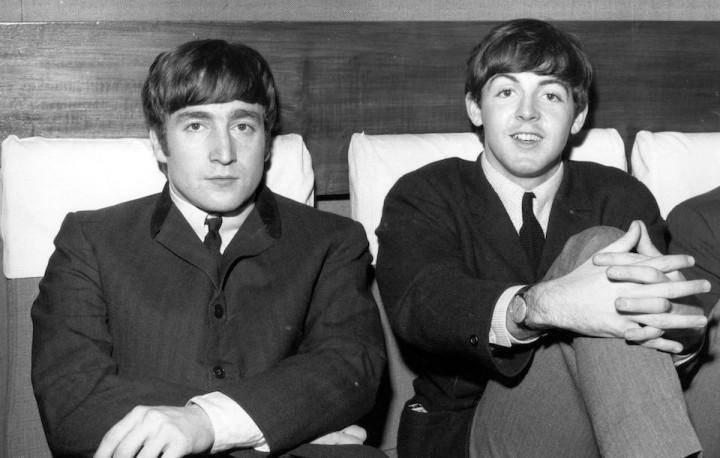 Paul McCartney、John Lennon