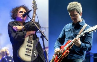 Noel Gallagher、The Cure