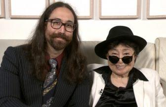Ono Yoko&Sean Lennon