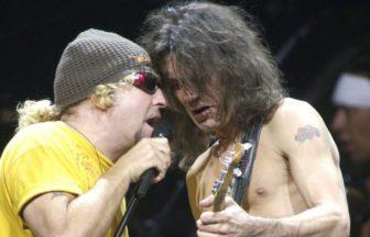 Sammy Hagar、Eddie Van Halen