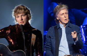 Paul McCartney、Taylor Swift