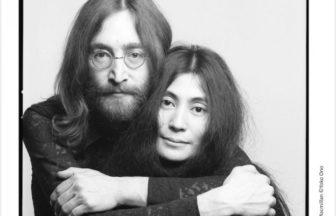 DOUBLE FANTASY John & Yoko