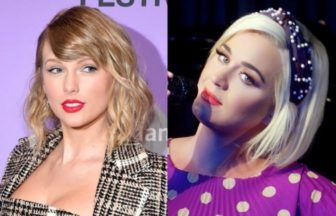 Taylor Swift、Katy Perry