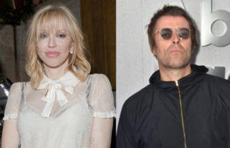 Courtney Love、Liam Gallagher
