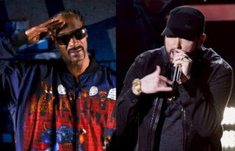Snoop Dogg、Eminem