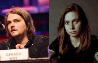 Gerard WayとJulien Baker