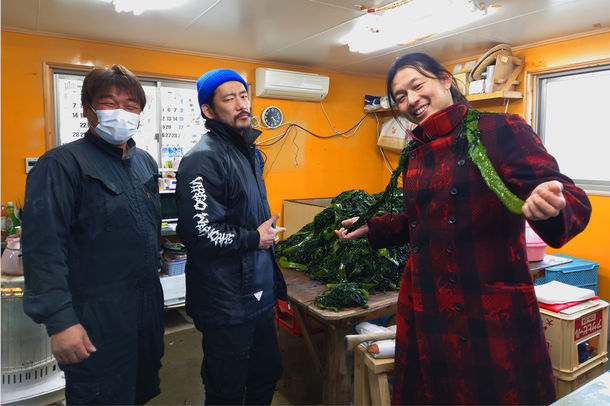 TOSHI-LOWとダンサー ATSUSHI が東北・宮城を二人旅! 「Hope for MIYAGI 2021」を3月22日(月)に放送