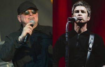 Noel GallagherとShaun Ryder