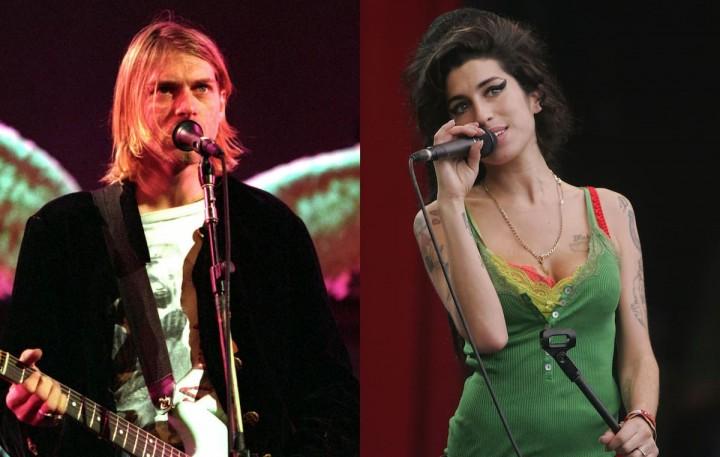 NirvanaやAmy Winehouse