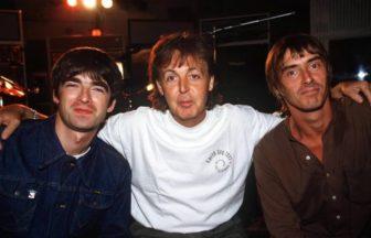 Paul Weller、Paul McCartney