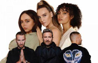 Galantis&David Guetta&Little Mix