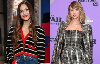 Olivia Rodrigo、Taylor Swift