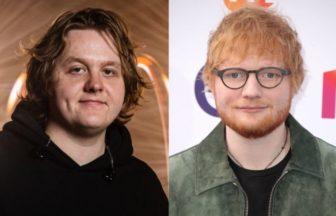 Ed Sheeran、Lewis Capaldi