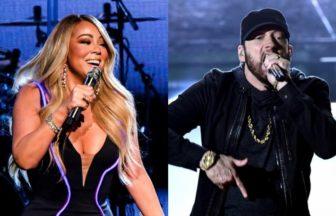 Mariah Carey、Eminem