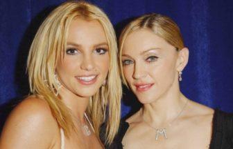 Madonna、Britney Spears