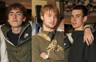Liam Gallagherの息子とRingo Starrの孫