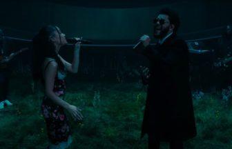 Ariana Grande、The Weeknd
