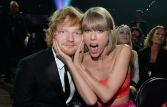 Ed Sheeran、Taylor Swift