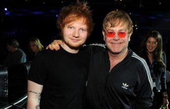 Elton John、Ed Sheeran