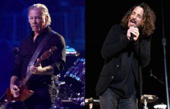 Metallica、Chris Cornell