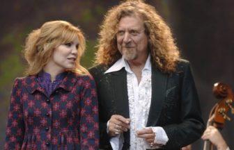 Robert PlantとAlison Krauss
