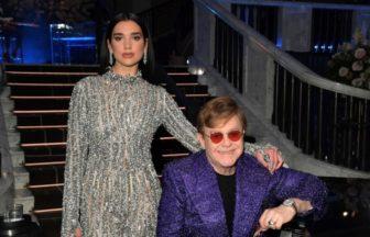 Dua Lipa&Elton John