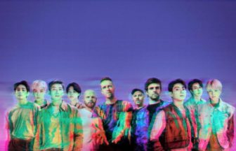 Coldplay&BTS