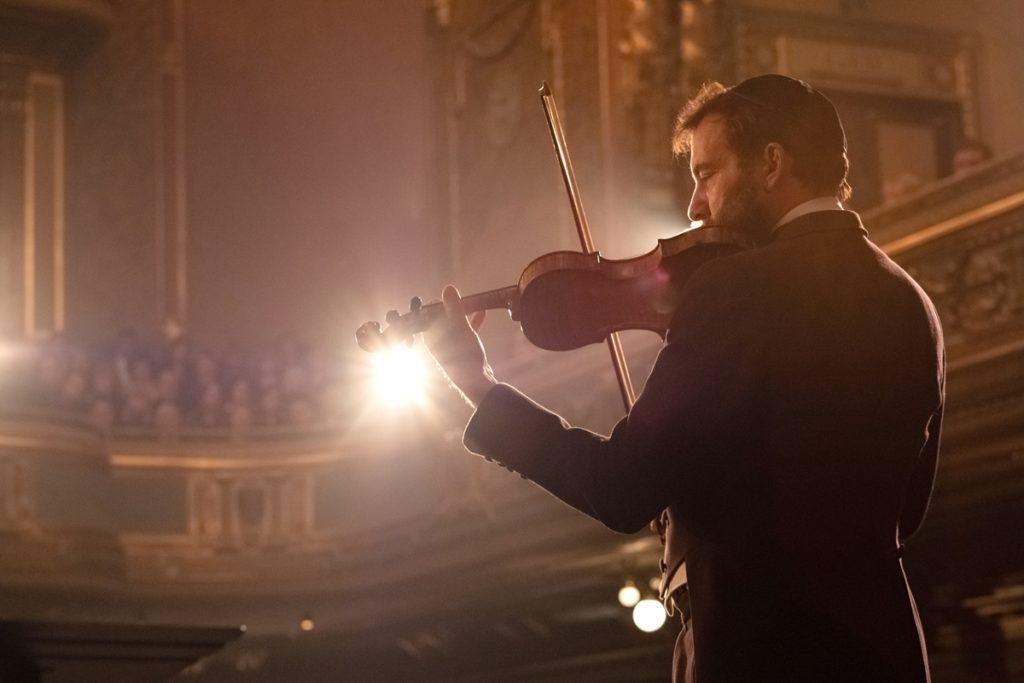 天才ヴァイオリニスト