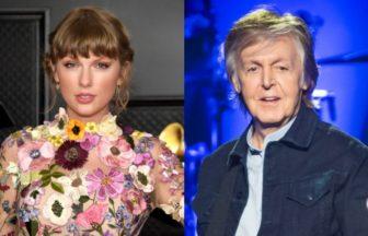 Paul McCartneyやTaylor Swift